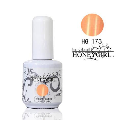 Гель лак HoneyGirl 173, фото 2