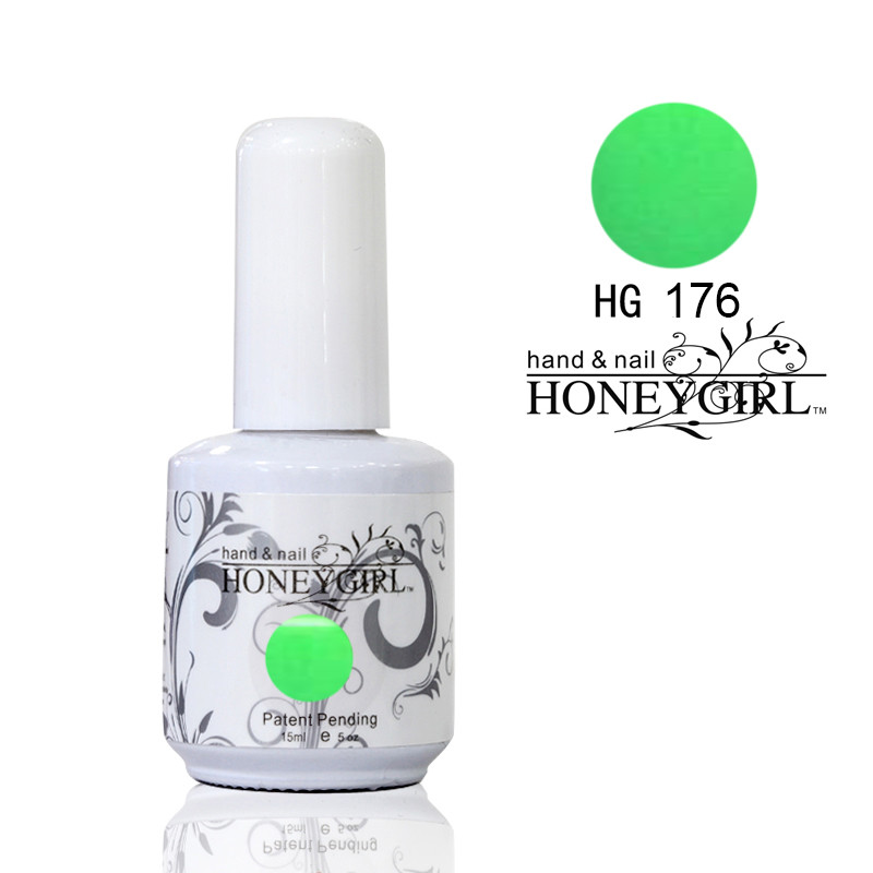 Гель лак HoneyGirl 176