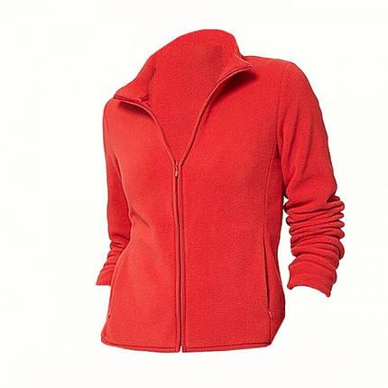Кофта Uniqlo Men Fleece Full-Zip Red, фото 2