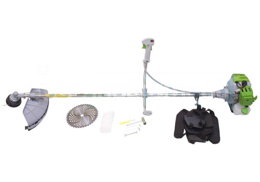 Бензокоса Элпром ЕБК-3800 2 ножа + 1 волосінь. Тример