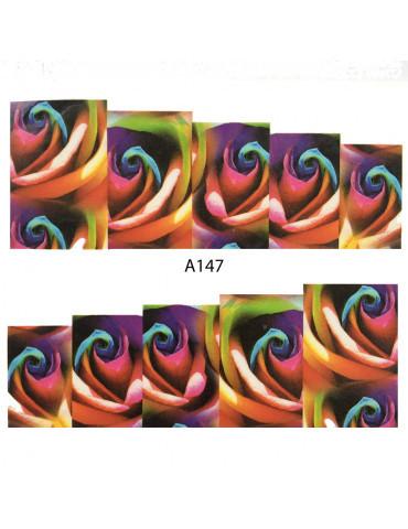 Слайдер-дизайн для ногтейA-147 6.2*5.2 см