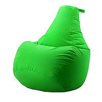 Кресло-мешок Груша Оксфорд 600D PU Салатовый OХХL-0288