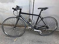 Циклокросс гибрид шоссейный велосипед B'Twin карбон (Испания)