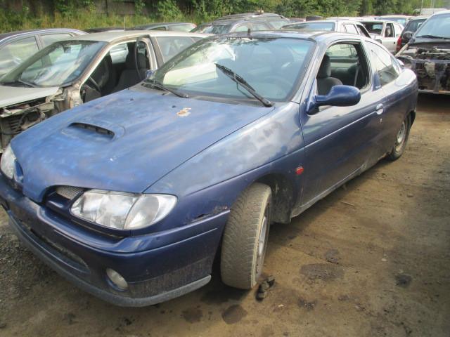 Авто под разборку Renault Megane Coupe 1.9