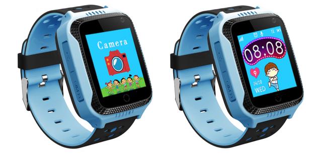 Детские умные часы Smart Baby Watch A15s с GPS трекером, фото 2