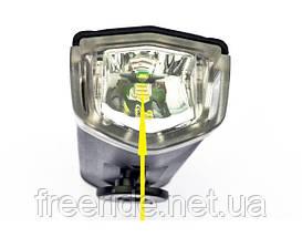 Велосипедный фонарь RAYPAL 300 lumen алюминиевый, 800mAh зарядка от USB, фото 3