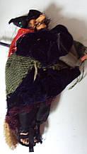 Баба-яга декоративна висота 25 см