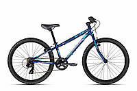 Велосипед Kellys 18 Kiter 30 Deep Blue 24 280mm