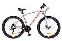 Велосипед 27.5-023 Optimabikes GRAVITY AM 14G DD (19) grey -orange