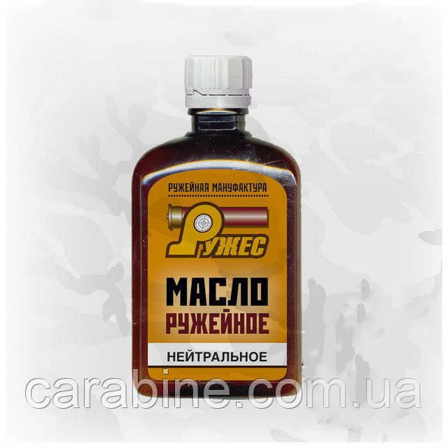 Нейтральное оружейное масло РЖ, 115мл, от РУЖЕС, фото 1