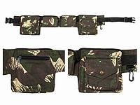 Сумка карман на пояс камуфляж Trevel