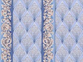 Обои на стену,  бумажные, синий,  В 27,4  Сюжет 6553-03, 0,53*10м, фото 3