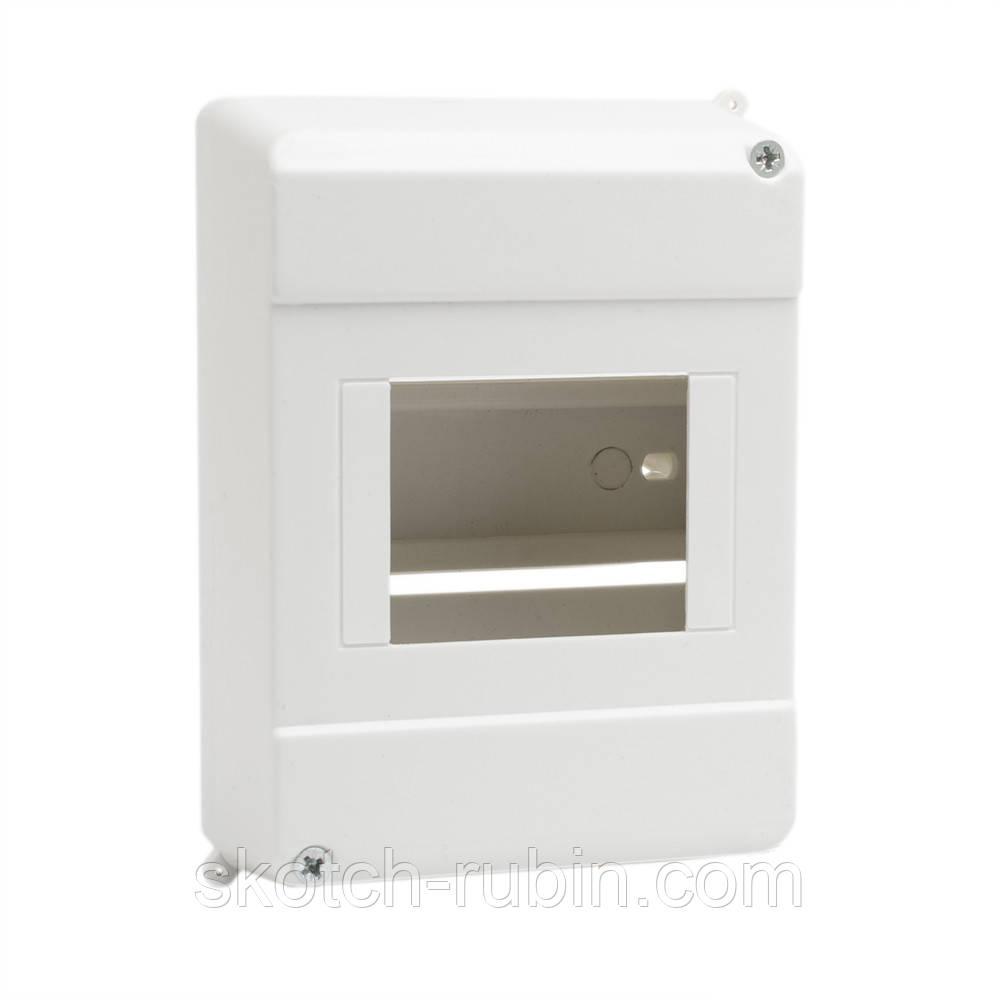 Розподільна коробка для автоматів 3/4 без скла