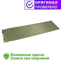 Термоковрик самонадувающийся Mil-tec 185х50см, Olive (14420001)