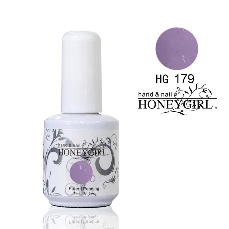 Гель лак HoneyGirl 179