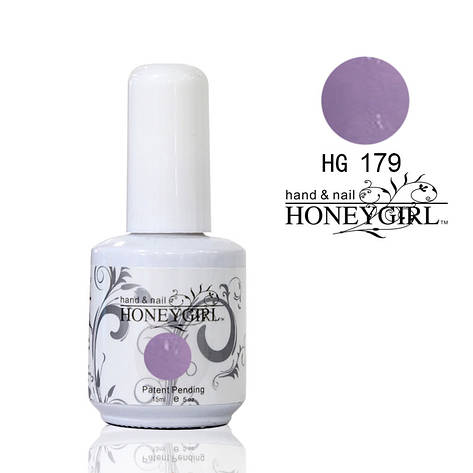 Гель лак HoneyGirl 179, фото 2