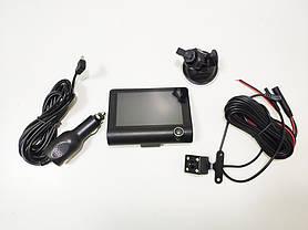 Видеорегистратор автомобильный авто DVR SD319, фото 2