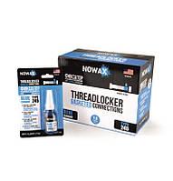 Фиксатор резьбы NOWAX (NX21139) THREADLOCKER BLUE