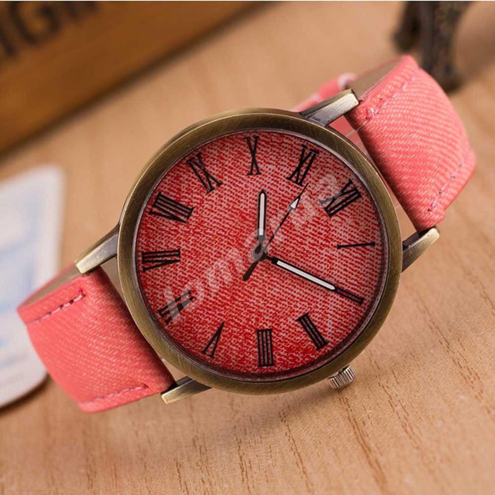 Женские кварцевые часы Red