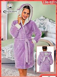 Махровый халат Coccon L06-5213