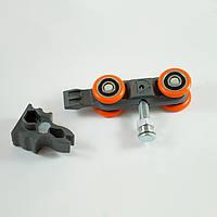 Механизм (ролик) для раздвижных дверей  DN 80 CF, фото 1