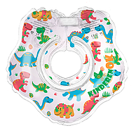 Круг для купания Dino на шейку