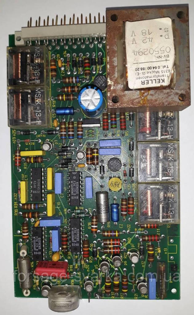 Плата для сварочного апарата Messer Lincol Unitig GW 450