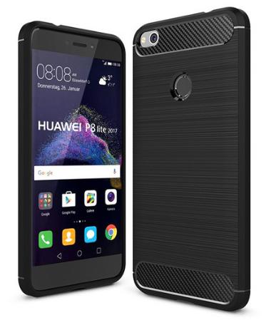 Чехол на Huawei P10 lite -  Black, фото 2
