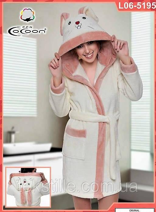 Халат махровый Cocoon L06-5195