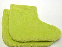 Махровые носки для парафинотерапии
