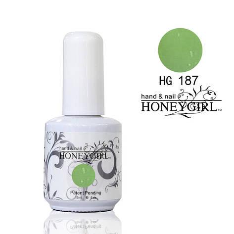 Гель лак HoneyGirl 187, фото 2