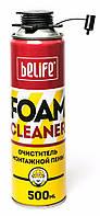 Очиститель монтажной пены BeLife Foam Cleaner 500мл