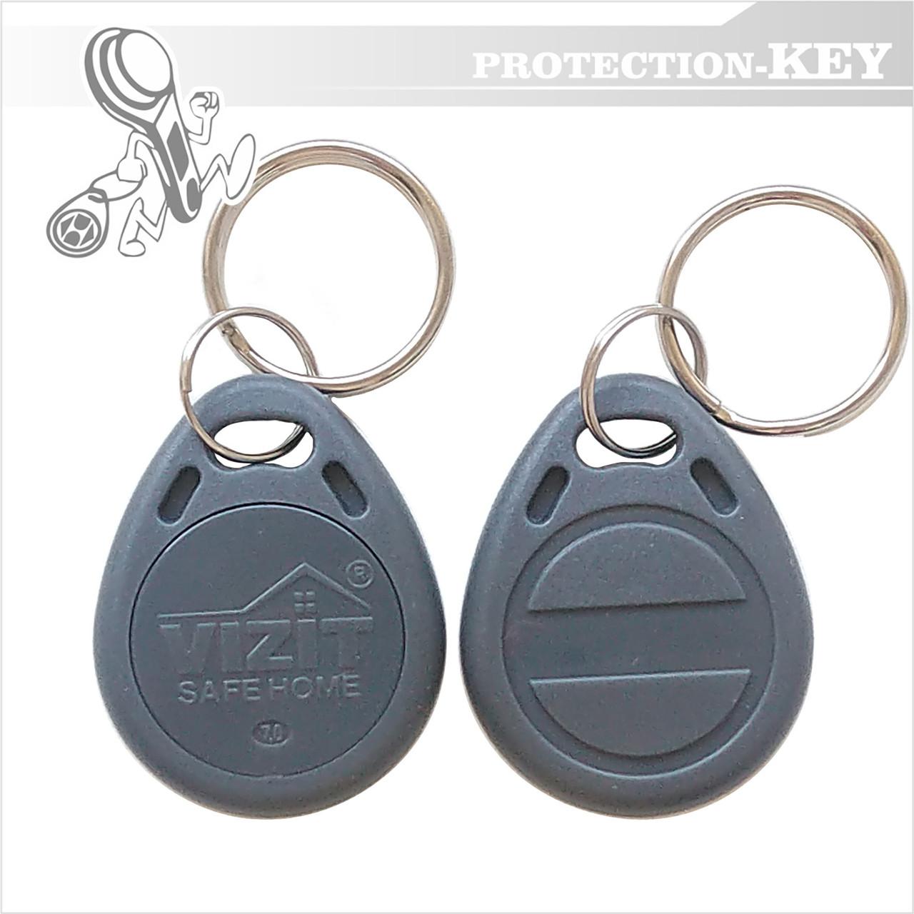 Оригинальный домофонный ключ VIZIT RF-2.1