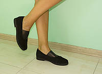 Туфли замша, фото 1