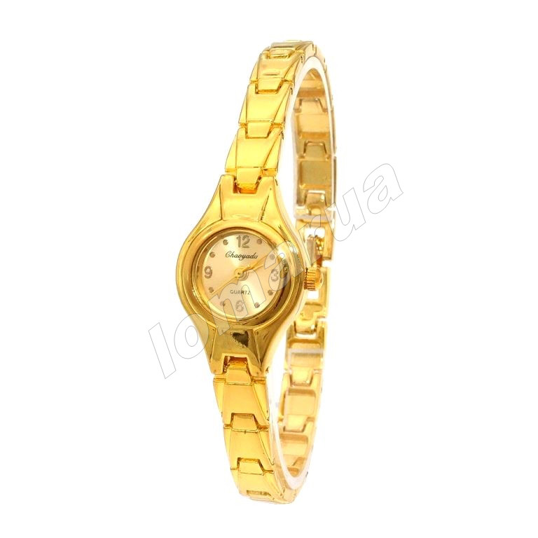 Женские часы-браслет Yellow Gold 971