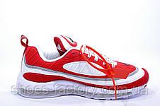 Мужские кроссовки в стиле Nike Air Max 98, Red\White , фото 3