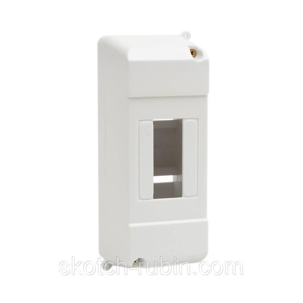 Розподільна коробка для автоматів 1/2 без скла