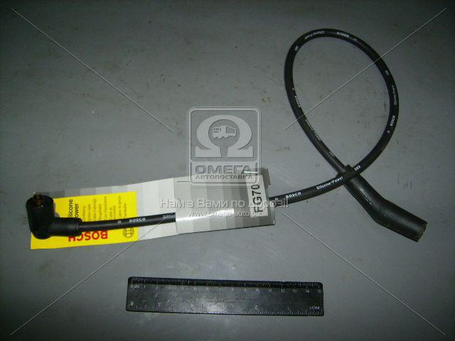Провод зажигания ВАЗ к 4-му цилиндру 740мм (пр-во Bosch), 0 986 356 118