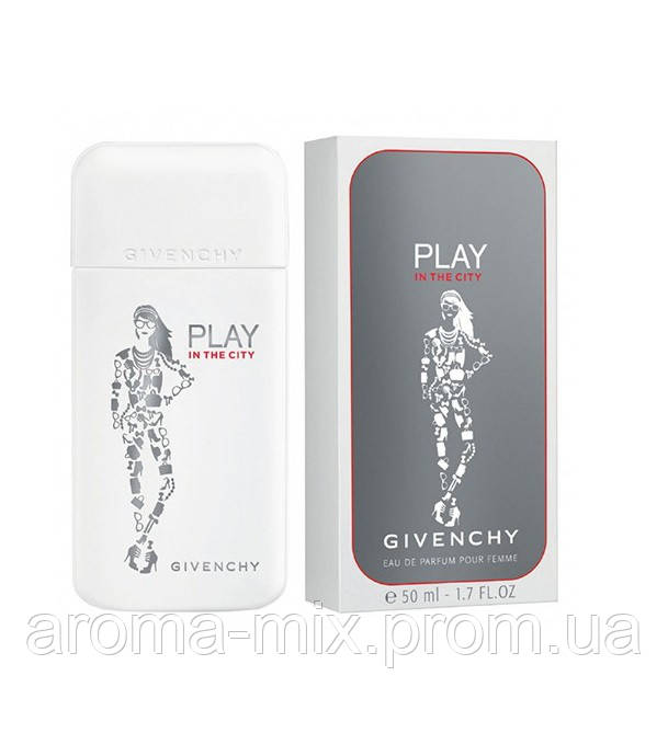 Givenchy Play in the City for Her - женская туалетная вода