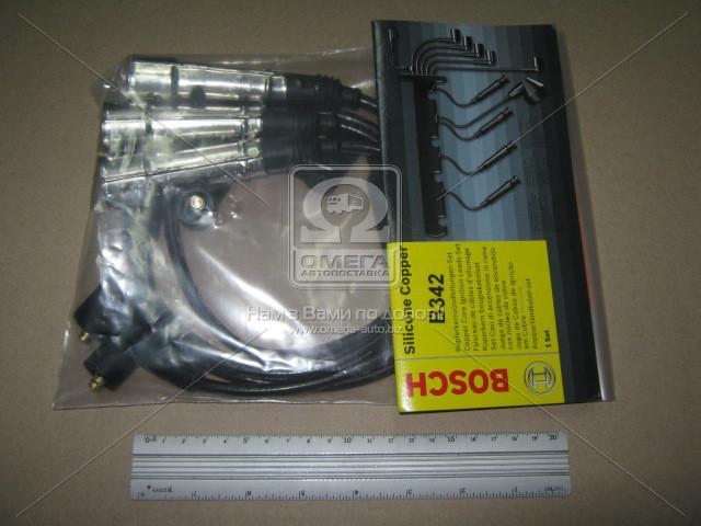 Провода зажигания VW T3, GOLF, SEAT CORDOBA, IBIZA, TOLEDO (компл.) (пр-во Bosch), 0 986 356 342