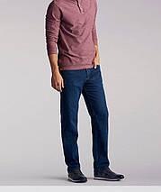 Джинсы Lee Regular Fit jeans - DARK STONEWASH, фото 2