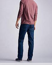 Джинсы Lee Regular Fit jeans - DARK STONEWASH, фото 3