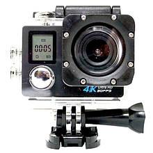 Екшн камера A1 з двома дисплеями Action Camera WiFi 4K