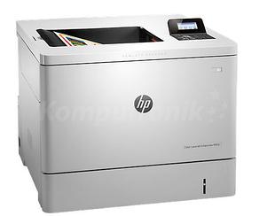 Цветной принтер HP LaserJet Цвет M553dn
