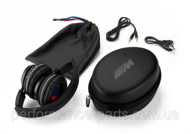 Навушники Bluetooth BMW M Lifestyle 80292410933