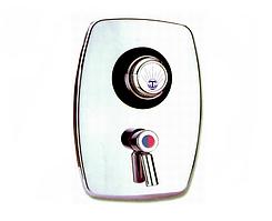 Душевой смеситель-дозатор встроенный Тремо-467MIX