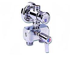 Душевой смеситель-дозатор Тремо-468MIX наружный
