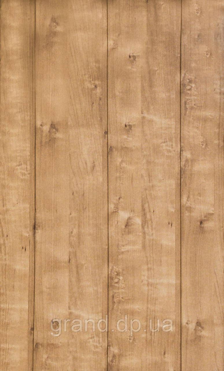 Стеновая Панель МДФ Коллекция Стандарт 148мм*5,5мм*2600мм цвет клен королевский