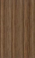 Стеновая Панель МДФ Коллекция Стандарт 148мм*5,5мм*2600мм цвет орех коньячный
