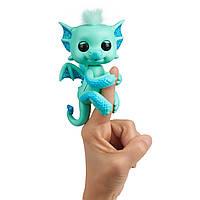 WowWee Fingerlings Интерактивный ручной дракончик Ноа Noa Baby Dragon Interactive